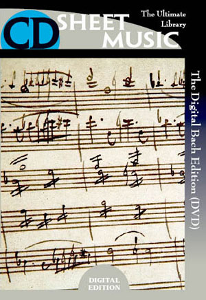 The Digital Bach Edition (DVD-ROM)