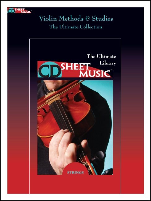 Violin Methods and Studies: The Ultimate Collection