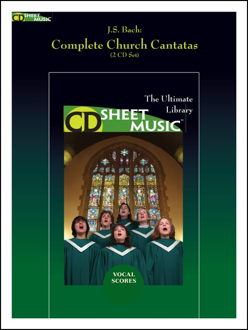Bach: The Complete Church Cantatas [2 CDR Set]