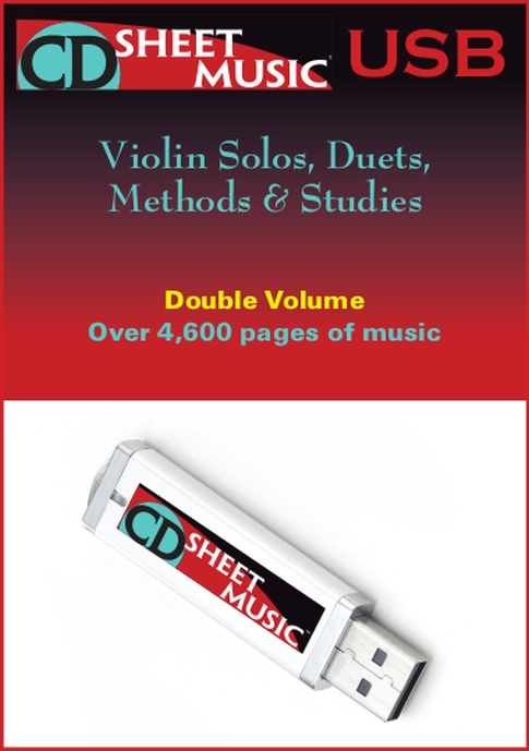 Violin Solos, Duets, Methods & Studies The Ultimate Collection