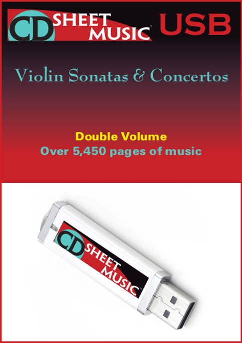Violin Sonatas & Concertos The Ultimate Collection