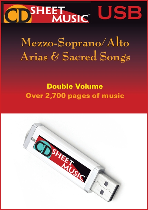 Mezzo-Soprano/Alto Arias & Sacred Songs The Ultimate Collection