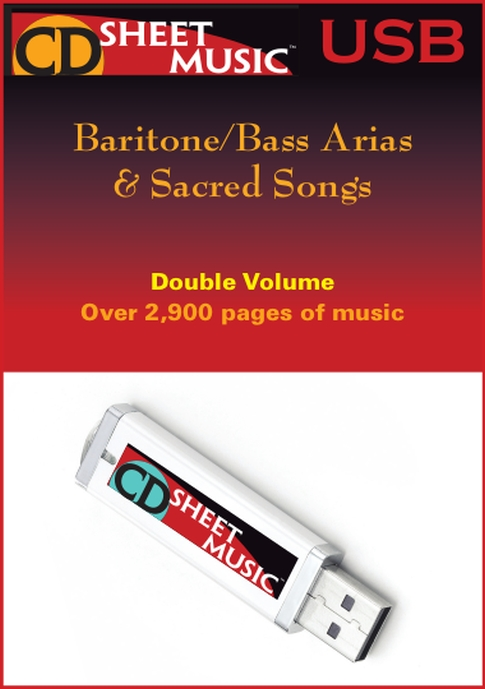 Baritone/Bass Arias & Sacred Songs The Ultimate Collection - Click Image to Close