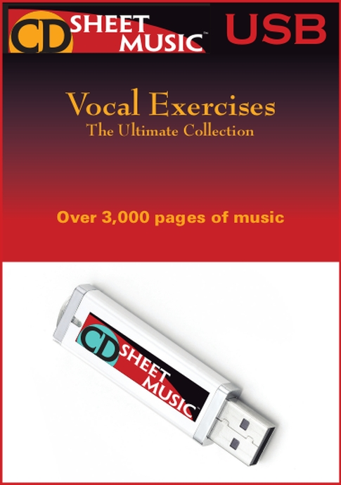 Vocal Exercises The Ultimate Collection
