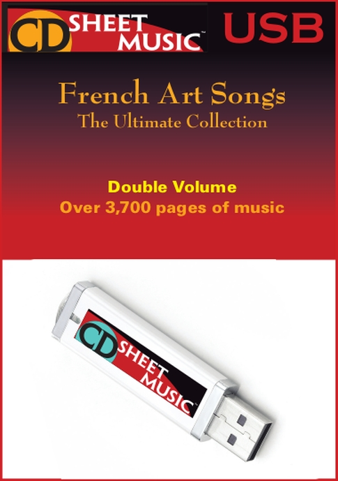 French Art Songs The Ultimate Collection