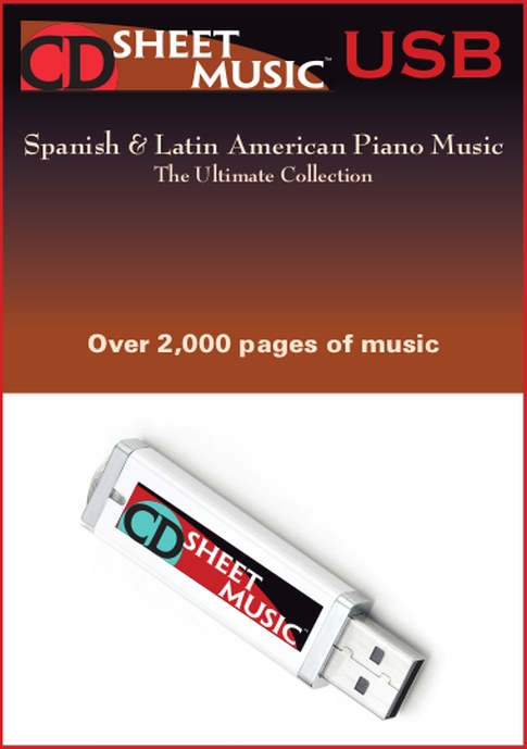 Spanish & Latin American Piano Music The Ultimate Collection