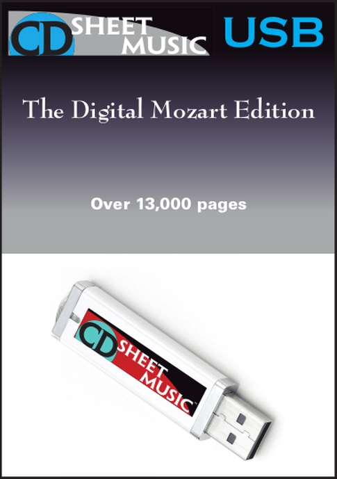 The Digital Mozart Edition
