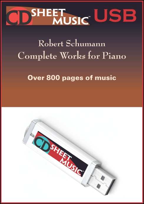 Schumann: Complete Works for Piano for Piano