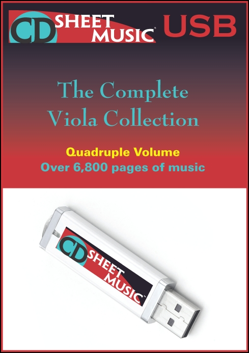 The Complete Viola Collection for