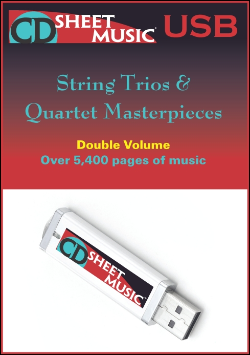 String Trios & Quartet Masterpieces for