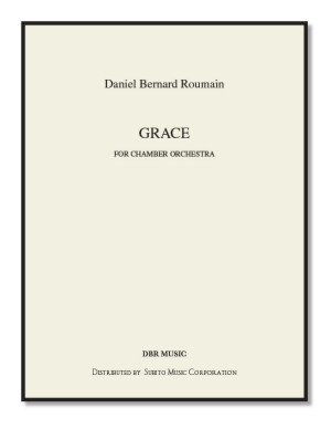 Grace for vocal soloists & chamber orchestra - Click Image to Close