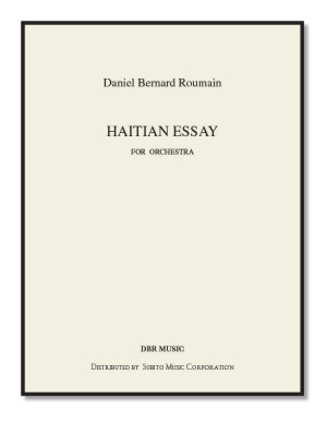 Haitian Essay for orchestra