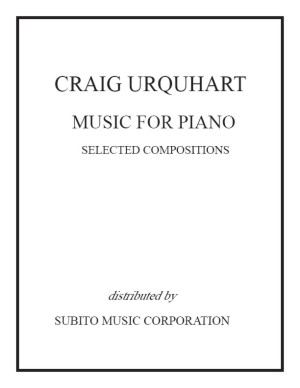 Music For Piano selected compositions