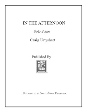 In the Afternoon for solo piano