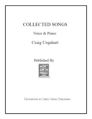 Collected Songs for voice & piano