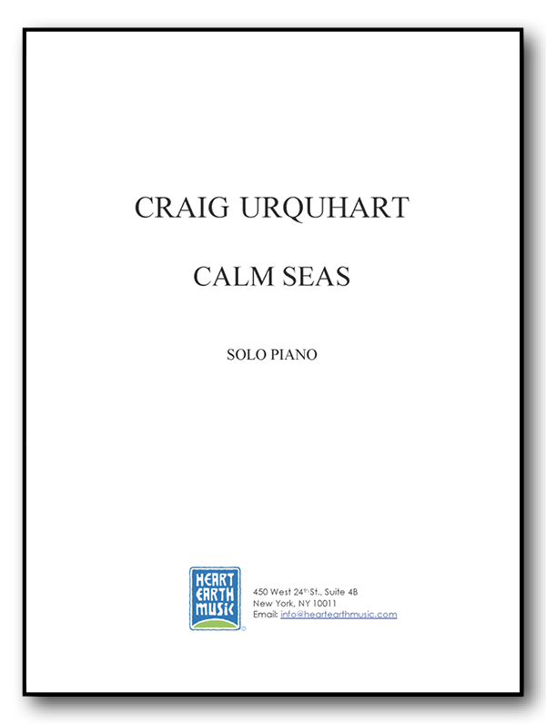 Calm Seas for Piano