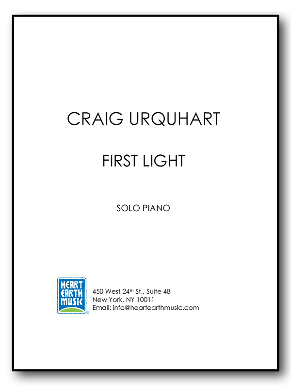 First Light for Piano