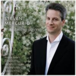 Mercurio: Many Voices [CD]