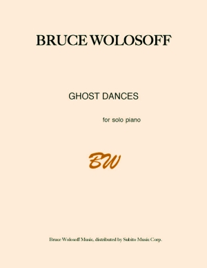 Ghost Dances for solo piano - Click Image to Close