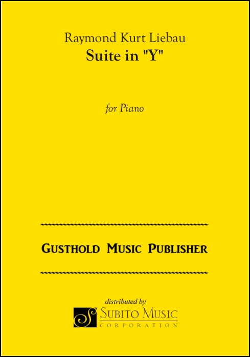 "Suite in ""Y"" for Piano"