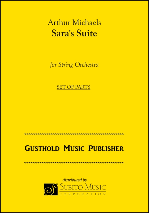 Sara's Suite for String Orchestra