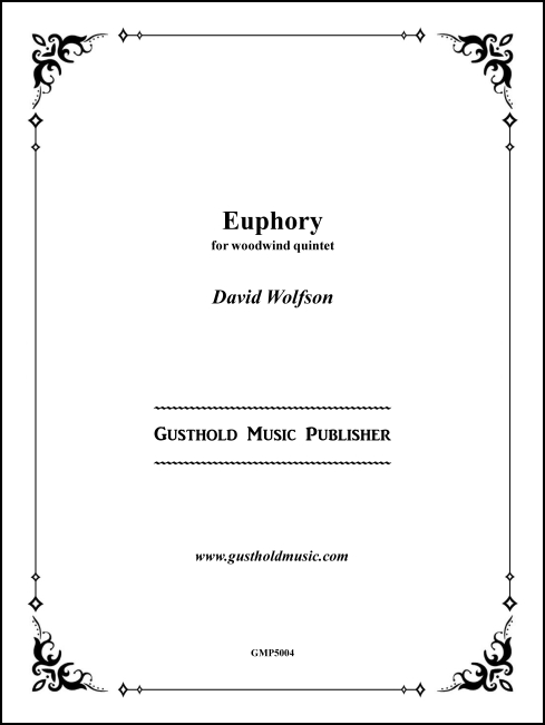 Euphory for Woodwind Quintet
