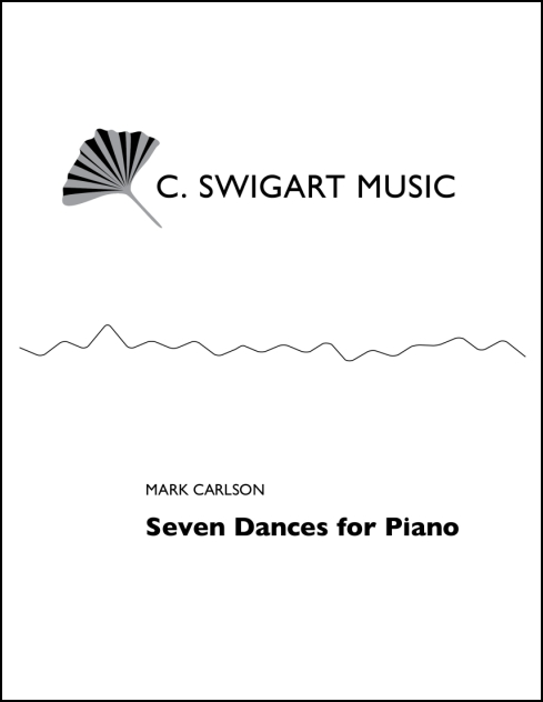 Seven Dances for Paino - Click Image to Close