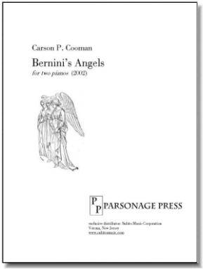Bernini's Angels for two pianos