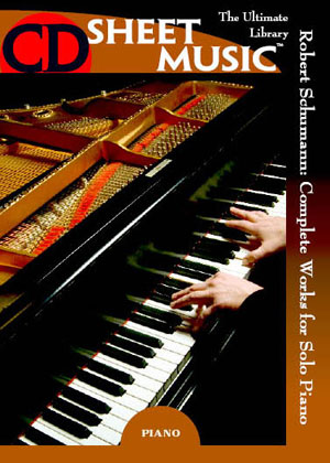 Schumann: Complete Works for Piano - Click Image to Close
