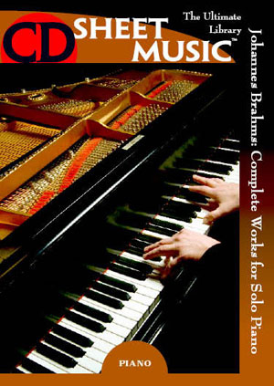 Brahms: Complete Works for Solo Piano - Click Image to Close