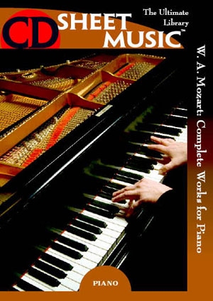 Mozart: Complete Works for Piano