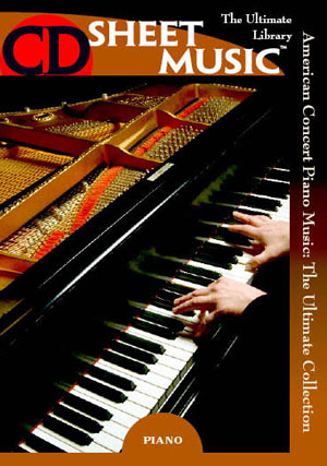 American Concert Piano Music: The Ultimate Collection - Click Image to Close