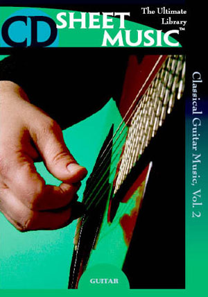 Classical Guitar Music, Volume 2