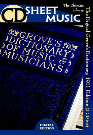 The Digital Grove's Dictionary – 1911 Edition (2 CD-ROMs)