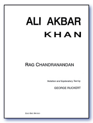 Rag Chandranandan Evening of Rags of Asawari That