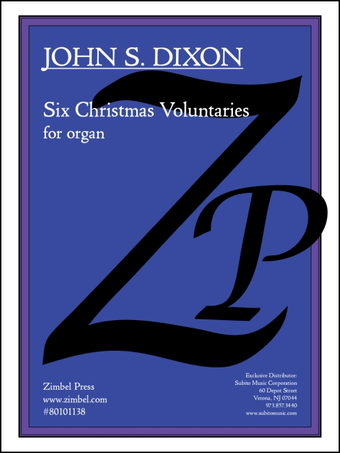 Christmas Voluntaries, Six for organ