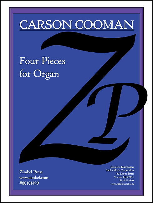 Four Pieces for Organ