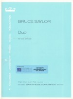 Duo for violin & viola
