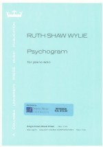 Psychogram for piano