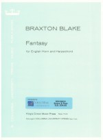 Fantasy for English horn & harpsichord