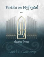Partita on Hyfrydol for organ