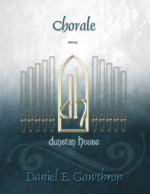 Chorale for organ