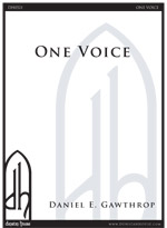 One Voice for SATB a cappella