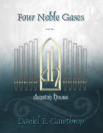 Four Noble Gases for organ