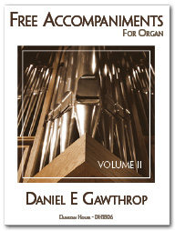 Free Accompaniments for Organ, Vol 2