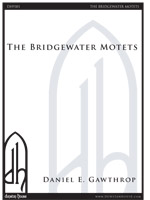 Bridgewater Motets, The for SATB a cappella - Click Image to Close