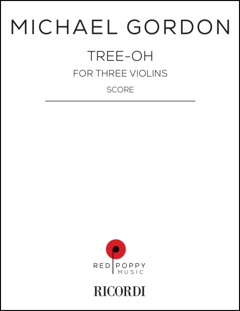 Tree-oh for 3 violins