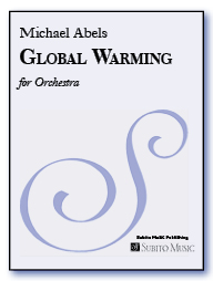 Global Warming for orchestra
