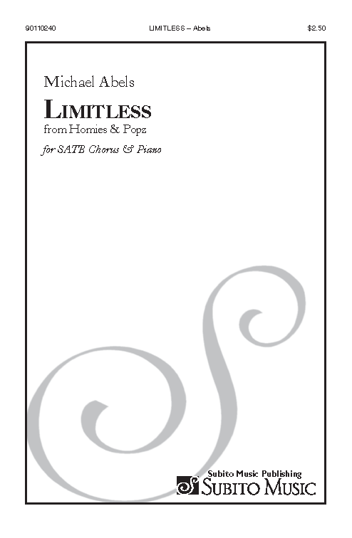 Limitless for SATB Chorus & Piano