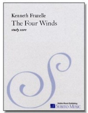 Four Winds, The (After Mozart) for solo winds & orchestra